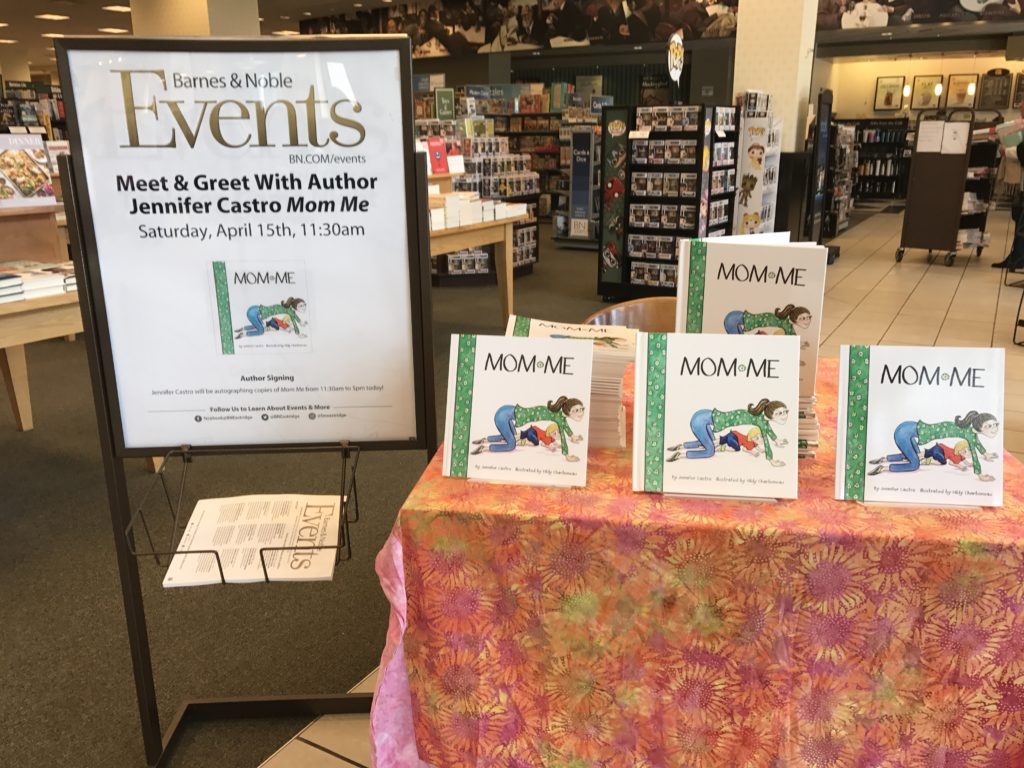 Barnes & Noble Presents MOM ME